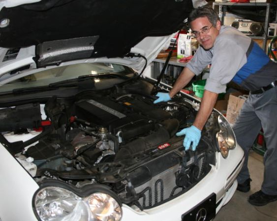 MERCEDES REPAIR, SERVICE, 30 YRS DEALER EXP (Bell and Cave Creek Rd)