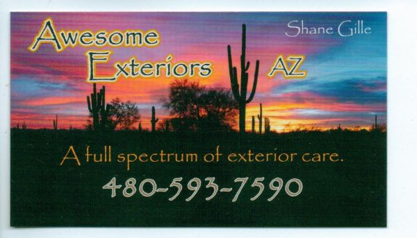 The Best Window Cleaning Co in Phoenix with the best prices (Your House)