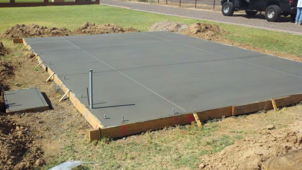 CONCRETE WORKS SIDEWALKS DRIVEWAYS PATIOS RV PADS SLABS BASKETBALL CO (WEST VALLEY PHX AVONDALE BUCKEYE )