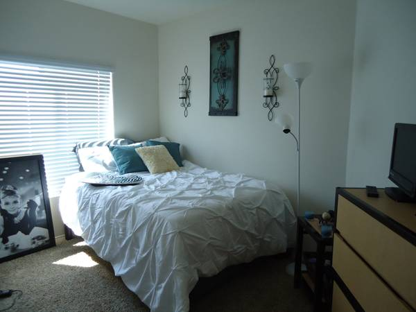 $500 TAKE OVER MY LEASE AT FROM MAY TO END OF JULY (The domain, tempe 5min(asu))