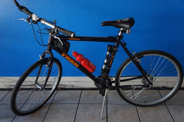 TREK 820 LIMITED WITH EXTRAS - $350 (REEMS ACOMA)
