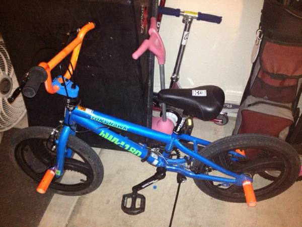 Tony Hawk 16 and 18 bike - $45 (Scottsdale)