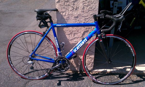 2009 Scattante 560 Five Sixty Road Bike - $800 (Lake Pleasant Pkwy. Deer Valley)
