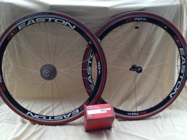 Easton EC70 Sl Carbon Wheelset - $900 (ScottsdalePhoenix)