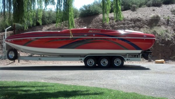 30 2006 MAGIC DECK BOAT - $125000 (AZ)