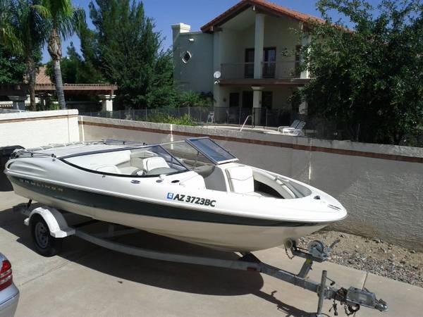 1999 Bayliner Open Bow 20.5 - $8450