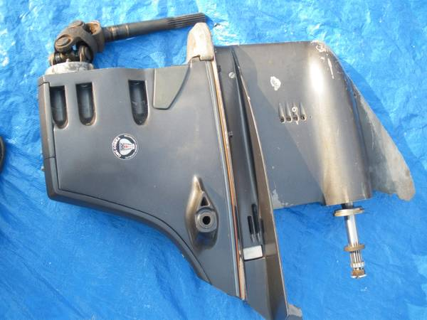 OMC Cobra 3.0 Sterndrive Outdrive 18 boat trailer parts windshield - $875 (Lakeside, AZ)