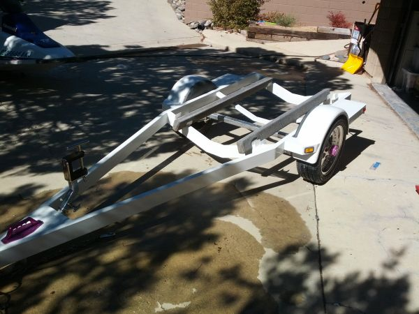Custom-made Personal watercraft trailer (prescott)
