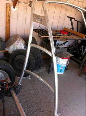 Wakeboard Tower for Tahoe..or possible trade - $700 (North Mesa)