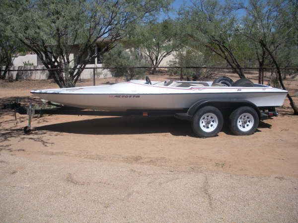 71 Hallett jet boat project (North Phx)