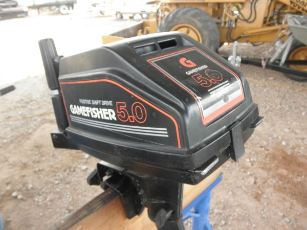 GAMEFISHER 5HP air cooled - $395 (Queen Creek)