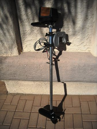 Vintage Shakespeare WonderTroll Electric Trolling Motor. Collectors - $45 (83rd Ave Cactus Rd.)