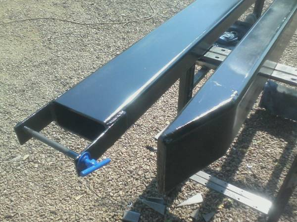 HEAVY DUTY FORKLIFT EXTENSIONS - $330 (East Valley)