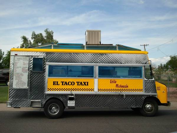 FOOD TRUCK, FOOD CONCESSION, CATERING TRUCK, LONCHERA -$ 30,000 obo - $30000 (west phoenix)