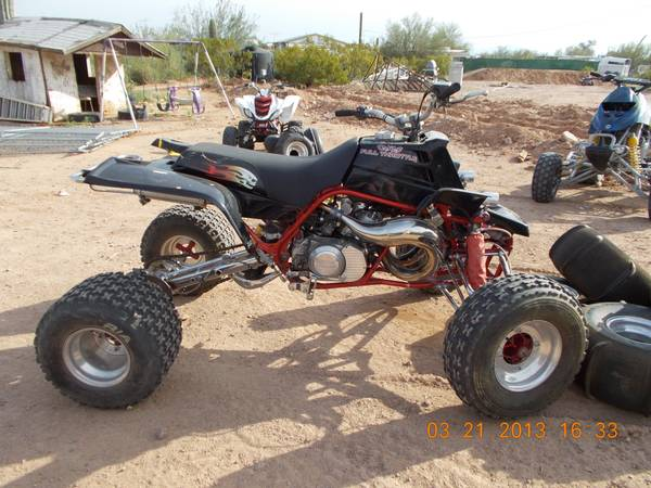 Yamaha Banshee over 30K Invested in Upgrades - $4300 (Apache Junction)