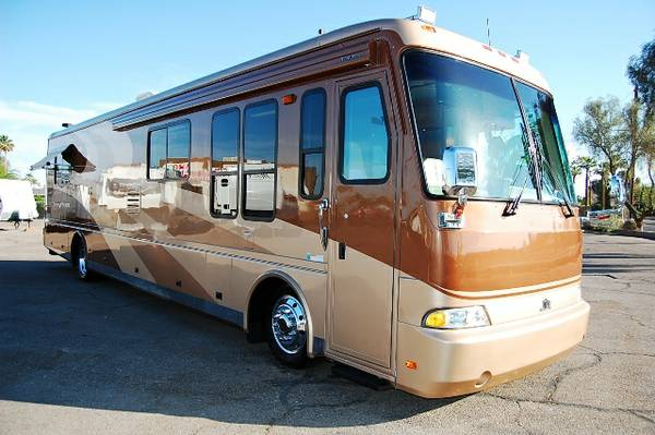 2001 40 Beaver Patriot Thunder Diesel Pusher 425HP 2SLDS 57,950 Mi - $75900 (47th Ave and Glendale)