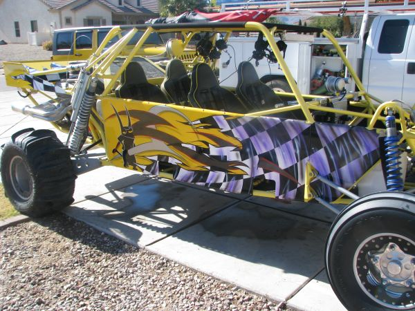 Long Travel BSE Sandrail - $29900 (Queen Creek )
