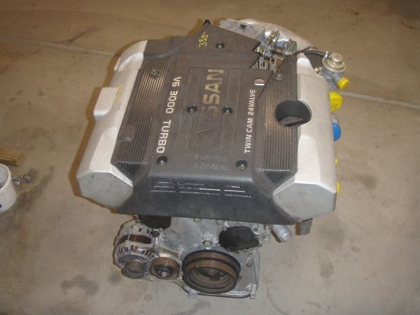 Sandrail Engine Nissan V6 Turbo 340HP Stock - $1800 (mesa)