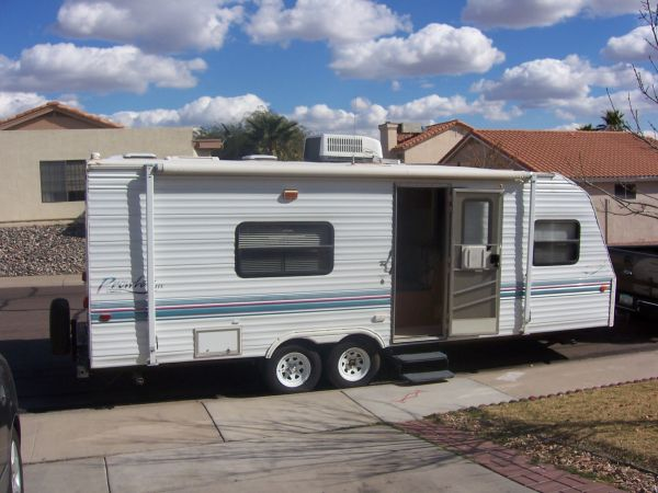 1998 Fleetwood Prowler Travel Trailer - $4800 (Peoria, AZ)