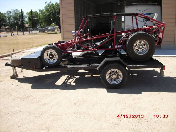 Sand rail 22,  street legal with Custom Trailer - $5000 (North Phoenix)