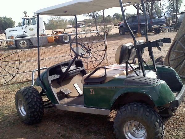 1996 EzGo golf cart - $2000 (Avondale)
