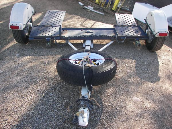 2006 TOW DOLLY BY MASTER TOW.. - $1095 (SCOTTSDALE)