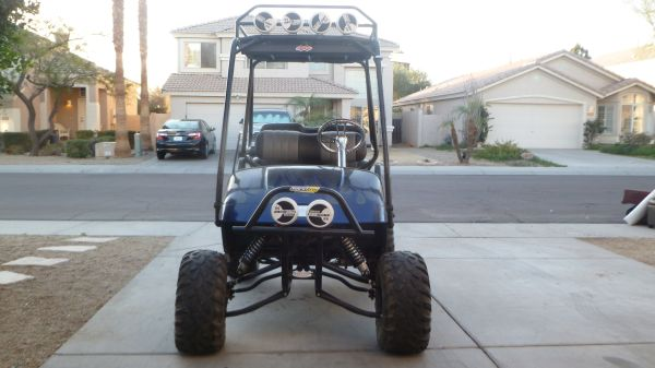 1999 EZ- GO Golf Cart - $3900 (Goodyear)
