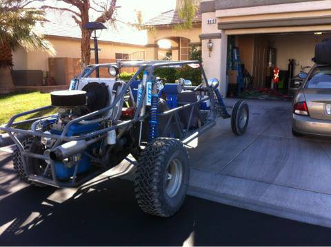 4 seat long travel Sandrail sandcar - $13000 (las vegas)
