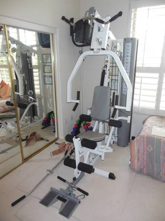 Tuff Stuff Odyssey 5 workout weight machine gym equipment - $500 (scottsdale)