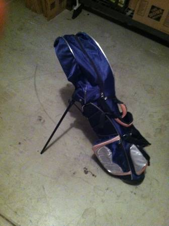 Jack Nicklaus Q4 Golf Set and More- Girls Right Handed - $45 (Gilbert)