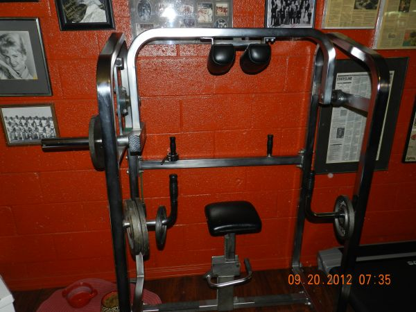 Nautilus 4 way neck machine - $600 (Downtown Scottsdale)