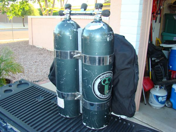 Scuba Gear - $900 (Union Hills Cave Creek)
