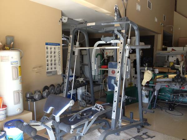Weight Gym System - Bench - $350 (Litchfield Park)