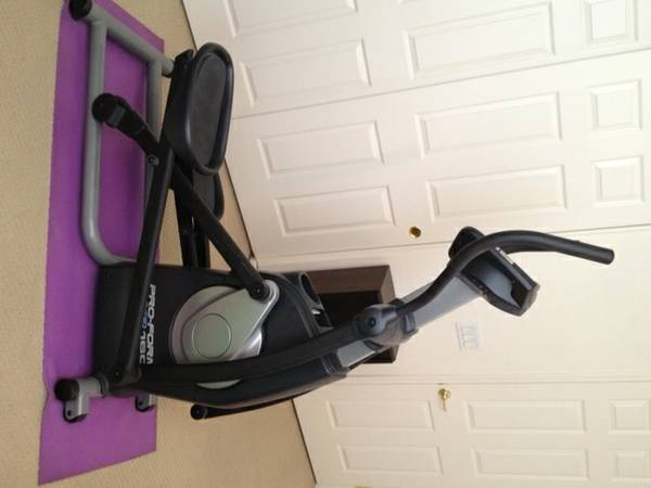 Elliptical--ProForm XP 160 Crosstrainer - $650 (91st Ave and Northern Ave.)