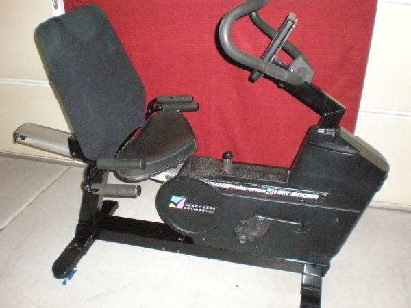 GYM EXERCISE EQUIPMENT. PREFERENCE HRT 2000R BIKE HEART RATE TRAINER - $1 (Mesa)