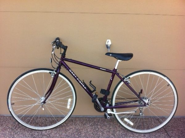 Gary Fisher Zebrano 15 Purple bike - $175 (Scottsdale)