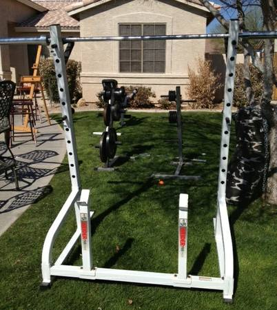 WEIDER PRO PC3 Weight Bench wheavy-bag MORE - $350 (gilbertmckellips-mesa)