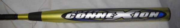 EASTON Z-CORE CONNEXION SC777 Softball Bat - Trade or best offer - $75 (TEMPE)