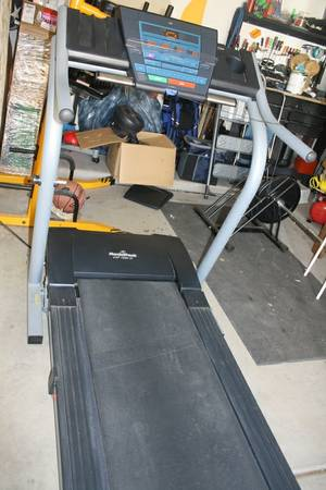 NordicTrack EXP 1000 XI Treadmill - $225 (East MesaSE Gilbert Signal ButteWarner)