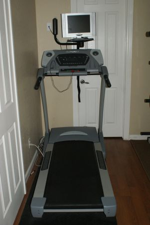 Prospot Fitness P100 Weight Machine and Spirit XT200 Treadmill - $500 (South Chandler)