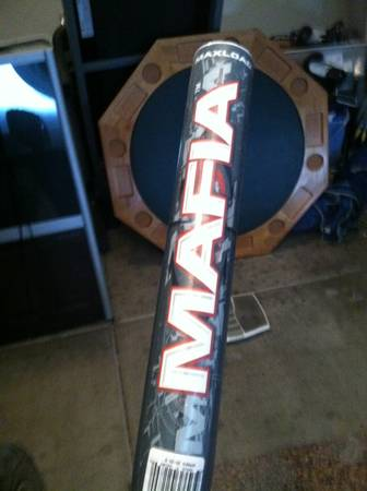 2013 MIKEN MAFIA ASA SLOWPITCH SOFTBALL BAT SPMAFA 3426.5 oz - $140