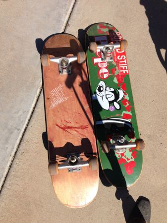 Skateboards powell venture - $40 (NW PHX)