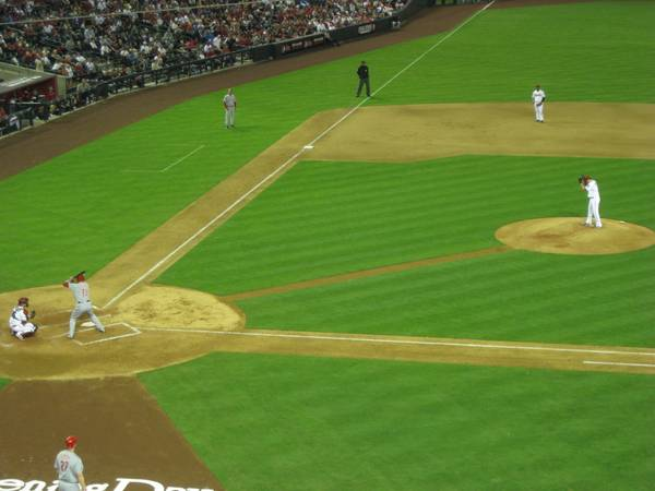 DBACKS vs ROCKIES (2) TICKETS CLUB LEVEL ROW 1 SUNDAY - $1 (SCOTTSDALE)