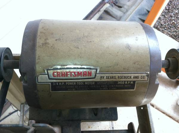 Craftsman 8 table saw and jointer - $225 (Gilbert)