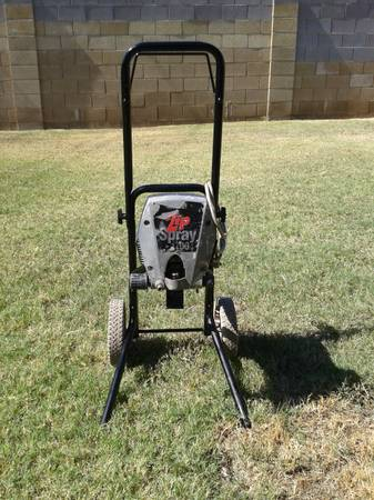 asm zip paint sprayer - $300 (tempe)