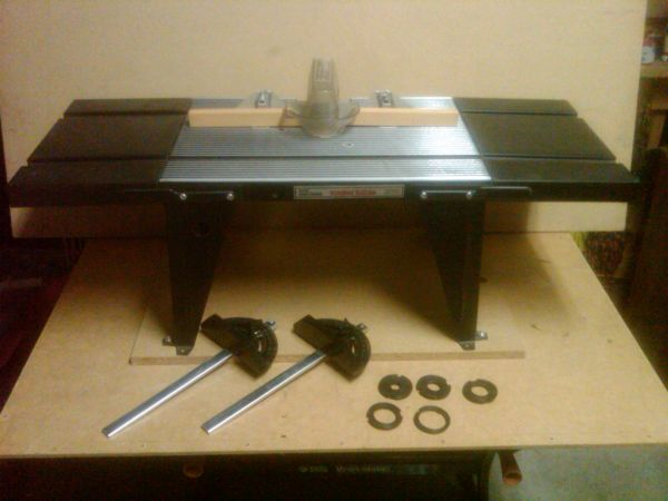 Drill Press Stand and Router Table - $70 (Surprise, AZ)
