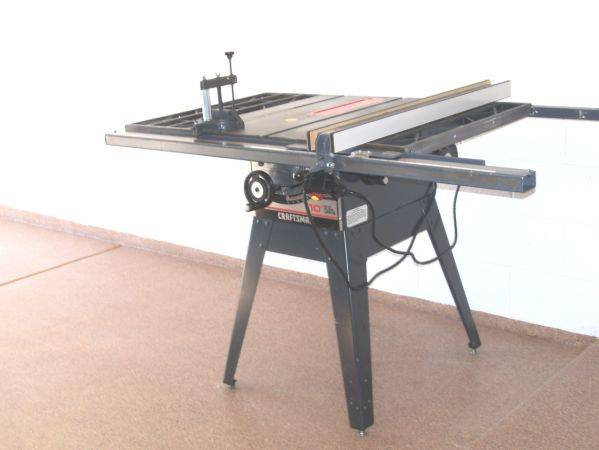 Craftsman 10 inch Table Saw - $250 (North Phoenix)