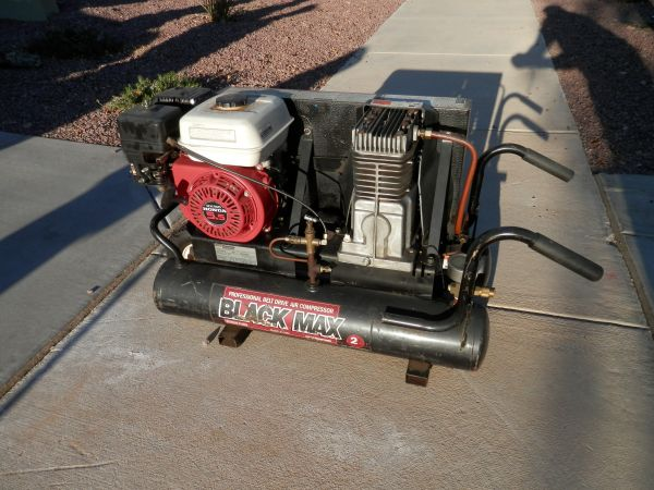 Coleman Powermate - Black Max 2 Air Compressor - $350 (Verrado)