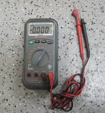 Blue-Point Dmsc683 Digital Multimeter - $59 (Mesa)