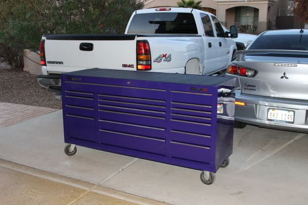 Snap-on Tool Box - Classic 96 - $3350 (Surprise)